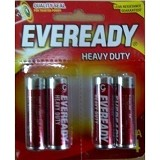 EVEREADY Heavy Duty 1015 AA BP4 [279-6654 / 179-6782] - Battery and Rechargeable